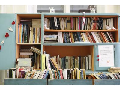 Könyves szekrény 3