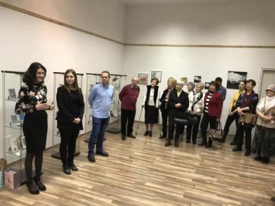Szabadvári-Farkas Zsuzsa kiállítása