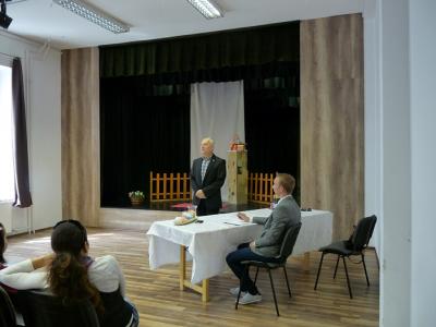 Kormos István Városi Versmondó Verseny döntő 2016
