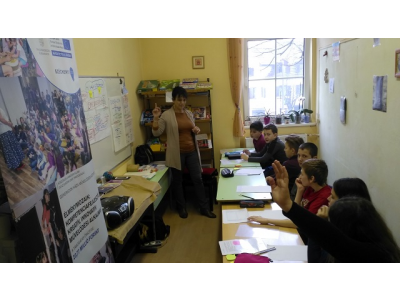 Okosodó Kovács Erika vezetésével 6. osztály