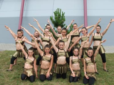 Ritmic Team Tánccsoport - show tánc, jazz-balett