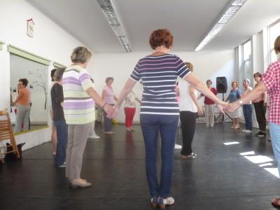 Szenior tánc - NEM CSAK nyugdíjasoknak
